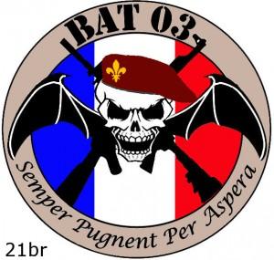 Logo 21br et lys dans béret